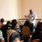 Bible Study, Freedom's Ark Church Tottenham